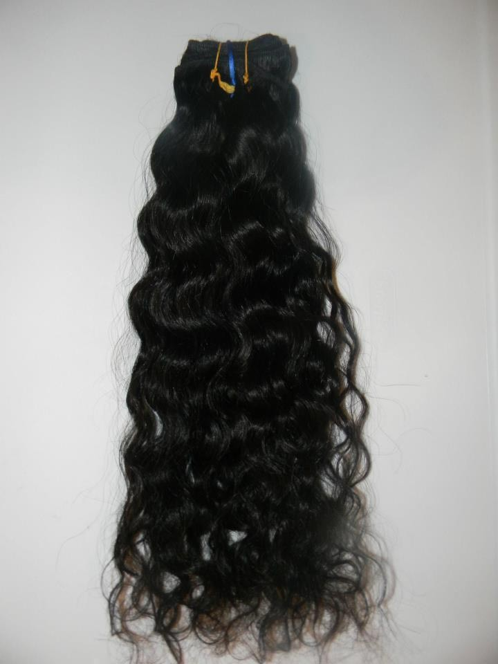 Indian Wavy Hair Extensions | 100 Percent Human Hair Extensions | Ware ...