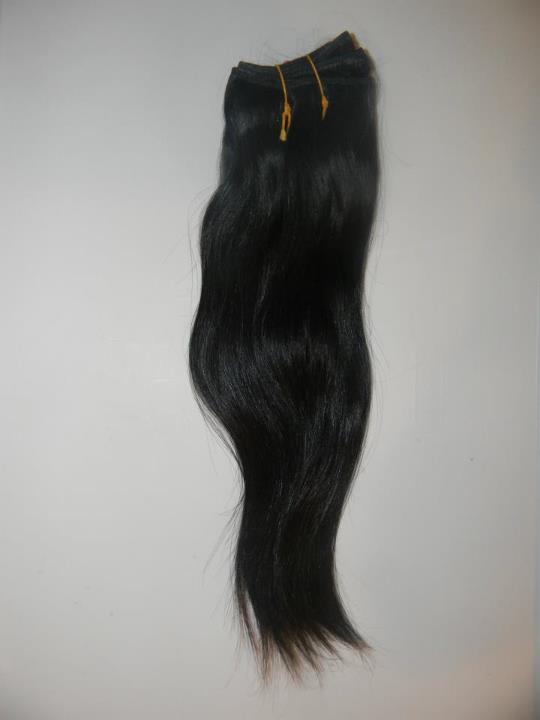 Indian Straight Hair Extensions 100 Percent Human Hair Extensions